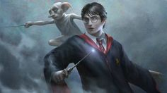 Harry Potter And Friends by JohnathanChong.deviantart.com on @DeviantArt