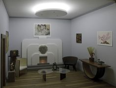 Art Deco - Moderne room