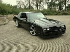 86 Monte Carlo SS. Ill have one, one day & it'll scream
