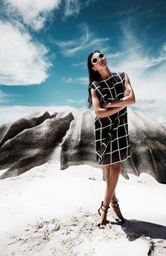 nice Grazia Alemanha Junho 2013 | Editorial de Moda | Natalia Oberhanss por Tina Luther
