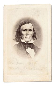 """Christopher Houston """"Kit"""" Carson (December 24, 1809[1] – May 23, 1868) was an American frontiersman and Indian fighter."""