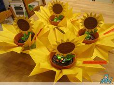 Bastel-Back-Supermutti » Morgen ist das Abschieds-Picknick in der Kindergartengruppe des Qu ...