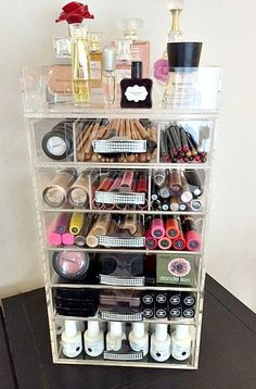 Makeup Organizers Target Acrylic Makeup Organizers Love It  My Style Is A Healthy Mix Of