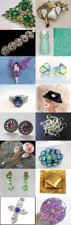 A New Look For A New Year by dianadivine on Etsy--Pinned with TreasuryPin.com