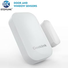 Find More Smart Home Sensor Information about Geeklink Smart Home Door Sensor Detect Windows Doors Open/Close Real time Feedback to Thinker Wifi Remote Control by IOS Android,High Quality door open,China door sensor Suppliers, Cheap sensor re from Guangzhou Etoplink Co., Ltd on Aliexpress.com