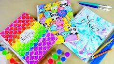 DIY Libretas Notebooks