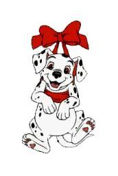 Cruella de vil clip art images disney clip art galore - Non Copyrighted Drawings 101 Dalmatians Christmas