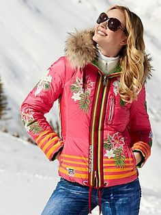 Love this ski parka....by bogner