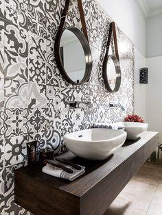 Barcelona E Wall Coverings porcelain tiles by Porcelanosa.