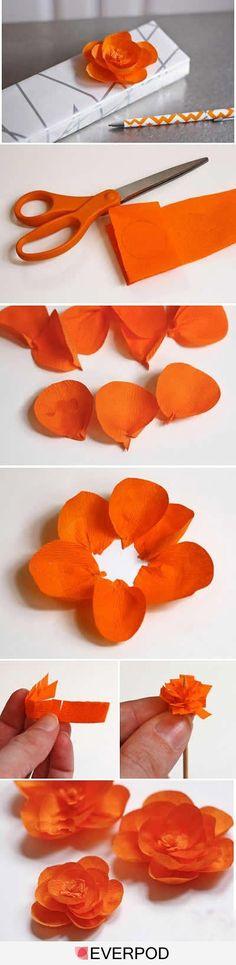 Flower @ DIY Home Crafts