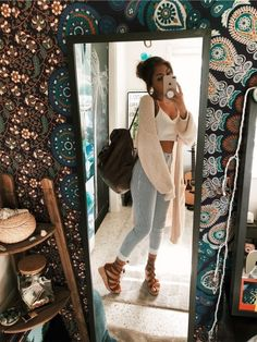 teen fashion to look cool and fashionable 3 Spring Outfits, Trendy Outfits, Winter Outfits, Lazy Day Outfits For Summer, Girly Outfits, Insta Outfits, Teen Fashion, Fashion Outfits, Womens Fashion