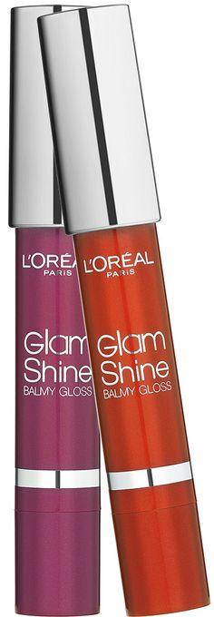 L'Oréal Paris Glam Shine Balmy Gloss huulikiiltokynä 909 Mad for Pomegranate Loreal Paris
