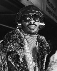 Stevie Wonder. I would so love to meet this man. :)