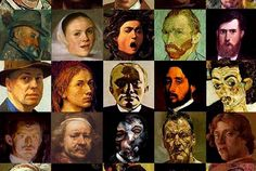 Famous Artworks and Me - A Visual Arts Lesson for Year 6 - Australian Curriculum Lessons