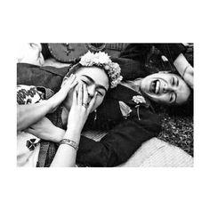 """toastandtunes:  """"i want to be inside your darkest everything"""" -frida kahlo"""