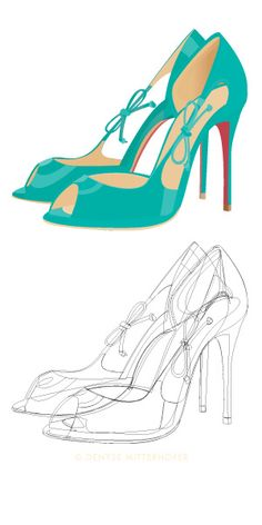 Louboutin shoes by Dmitterhofer, via Flickr