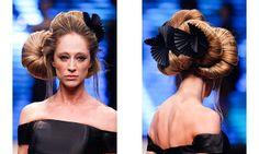Cortes, penteados e tinturas do Hair Fashion Show 2011 - Cabelos - MdeMulher - Ed. Abril