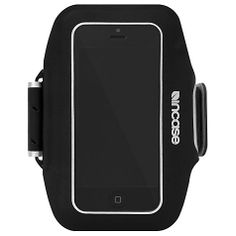 Buy Incase Sports Armband for iPhone 5 & 5s, Black/Silver Online at johnlewis.com