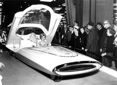 1961 Gyron Car Of The Future - Classic Car Link - Find Your Old Car