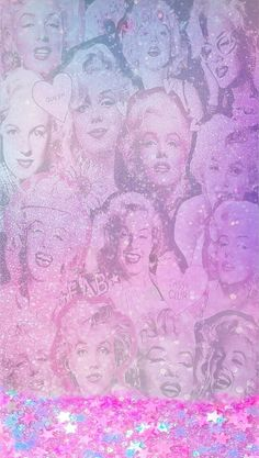 Marilyn Monroe Wallpaper, Marilyn Monroe Art, Marvel Ultimate Alliance 3, Pink Wallpaper, Beautiful Wallpaper, Phone Backgrounds, Iphone Wallpapers, My Notebook, Homescreen