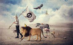 photoshop tutorials | 30 Breathtaking Surreal Photoshop Tutorials