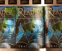 Get ready for an exciting new #fantasyseries - #thereader by #tracichee . There…