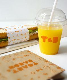 Bekijk dit @Behance-project: \u201cToast & Bacon branding\u201d https://www.behance.net/gallery/49596413/Toast-Bacon-branding