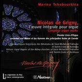 Nicolas de Grigny, l'œuvre intégrale pour orgue marina Tchebourkina Try It Free, Apple Music, Les Oeuvres, Album, Songs, Song Books, Card Book
