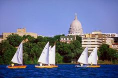 University of Wisconsin Hoofer Sailing Club
