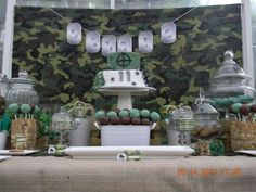 Call Of duty, soldier Birthday Party Ideas | Photo 29 of 85 | Catch My Party