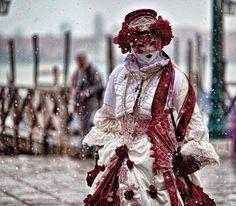 Venice - loved Carnivale in Venice