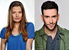 #VerboteneLiebe: #FranziskaKruse und #SaschaPederiva sind die Neuen #ARD #DasErste #VL › Stars on TV