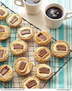 S'more Cookies | Cuisine at home eRecipes