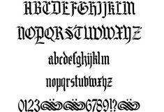 DK Blackminster font by Hanoded  http://www.fontriver.com/font/dk_blackminster/  #gothic #fonts #typography #type #lettering #design #webdesign #otf #medieval #font #typeface