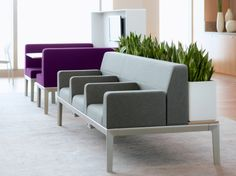 #Regard provides access to power making it perfect for waiting rooms or collaborative areas