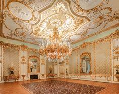 Ghost Writer - versaillesadness:   Palace Liechtenstein, Vienna,...