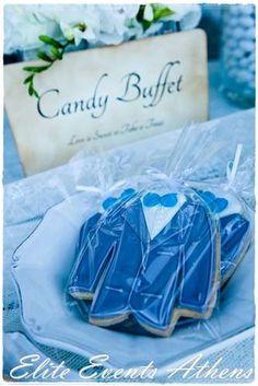 Shabby Chic Wedding | CatchMyParty.com