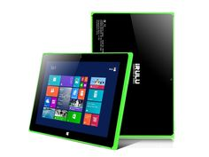 """IRULU Walknbook 10.1"""" 2 in 1 Convertible Tablet - Quad Core Intel  1.33GHz -1.83GHz, 2G 32GB - 5.0MP Camera, Bluetooth 4.0 - Windows 8 with Detachable Keyboard"""