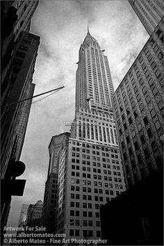 Chrysler building, New York.