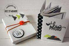 Hobby di Carta - Il blog: MINI ALBUM: Hello Life by Silva