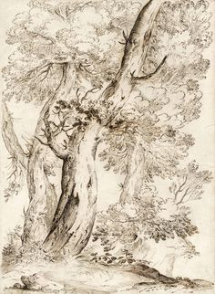 Bid in-person or online for the upcoming auction:Old Master & British Drawings & Watercolours on 3 July 2018 at London Art Sketches, Art Drawings, Garth Williams, Bernardo, Landscape Drawings, Old Master, Auction, Watercolor, Sketchbooks