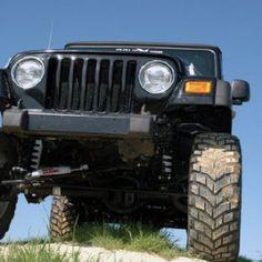Rough Country Jeep Wrangler TJ LJ Steering Box Skid Plate