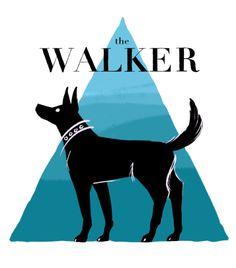 "Disreputable Dog - Kibeth | The Old Kingdom Series | Abhorsen Trilogy | ""The Walker"" by muffinsncoffee"