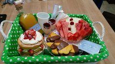Sims Cake Shop: Cesto pequeno almoço
