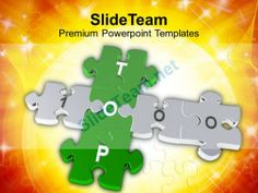 top 1000 jigsaw crossword puzzle powerpoint templates ppt themes and graphics 0213 #PowerPoint #Templates #Themes #Background
