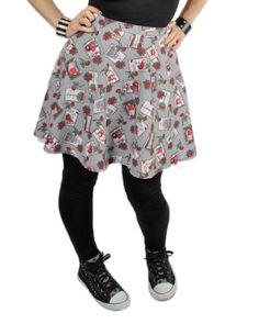 Madelaine Half Circle Skirt Tutorial & Pattern