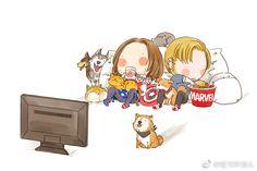 爱克斯馒头 's Weibo_Weibo