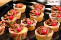Check out our interview by Jannifer Baker-Henry! Chocolate Cherry Cupcakes, Mini Cupcakes, Rome, Desserts, Interview, Check, Tailgate Desserts, Deserts, Postres