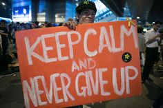 Manifestantes e liderança de Hong Kong se aproximam de um diálogo | #Democracia, #HongKong, #MatthewRobertson, #MovimentoEstudantil, #OcuparCentral, #Pequim, #SufrágioUniversal