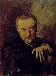 Antonio Mancini (pittore) - Wikipedia
